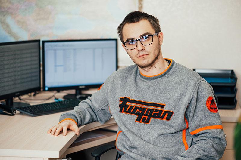РІО-ТРАНС — Logistics manager