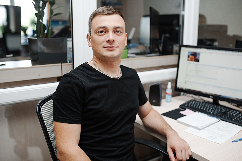 РІО-ТРАНС — Customer Service Manager